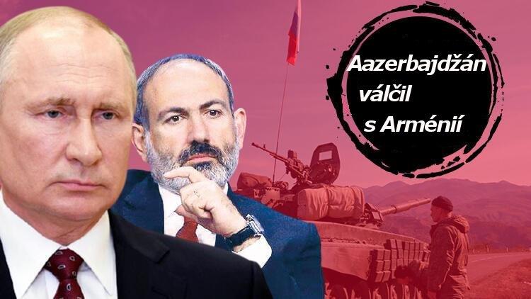 Azerbajdžán válčil s Arménií